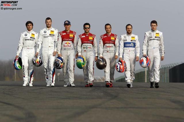 In der DTM gehen in der Saison 2014 insgesamt sieben Champions an den Start - so viele wie noch nie! Wer sind die glorreichen Sieben sind und wann haben sie ihre Titel errungen? Wir stellen die Meister der Reihe nach vor!