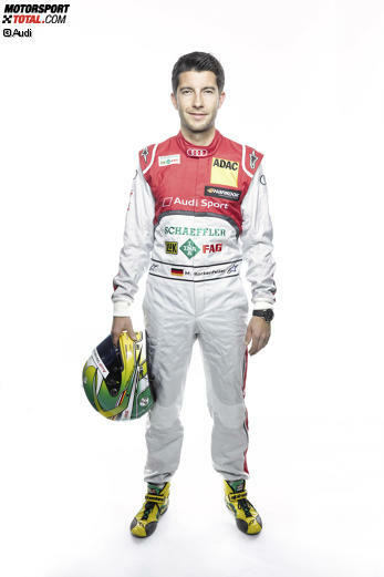Mike Rockenfeller (Audi #1)