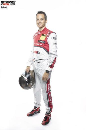 Timo Scheider (Audi #2)