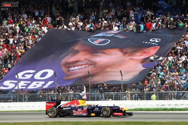 Sebastian Vettel (Red Bull):