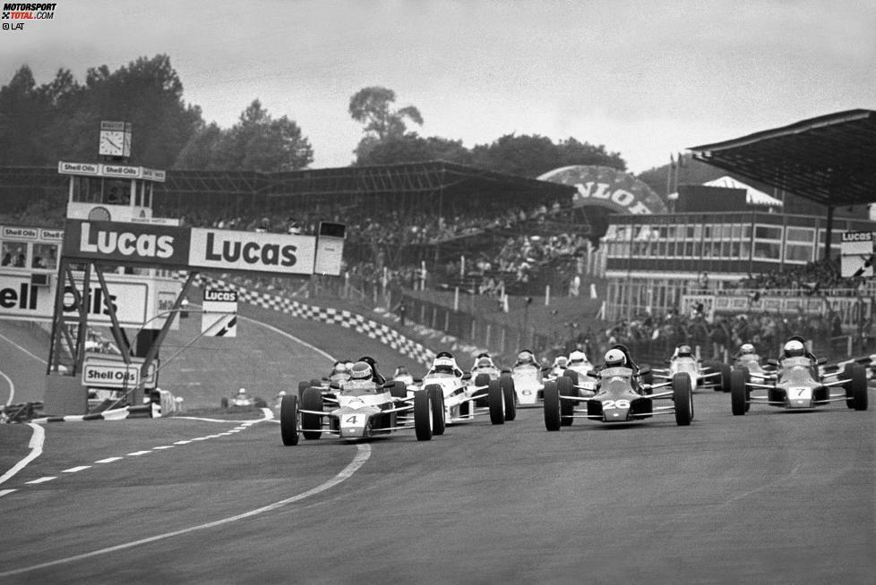 Die Karriere von Roland Ratzenberger (geboren am 4. Juli 1960 in Salzburg) beginnt 1983 in der Formel Ford. Drei Jahre später siegt der