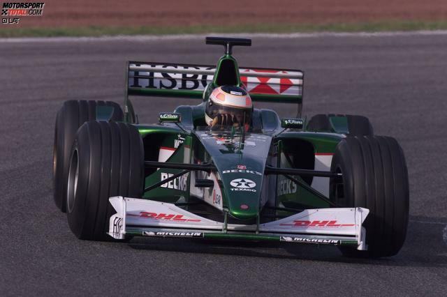 Andre Lotterer war einem Formel-1-Renncockpit schon einmal sehr nahe. 2000 und 2001 durfte er mehrere Probefahrten im Grand-Prix-Boliden des damaligen Jaguar-Teams absolvieren. 2002 war er offizieller Testpilot der Mannschaft, aber die Hoffnungen auf einen Aufstieg zur Saison 2003 erfüllten sich nicht. Der Deutsche setzte sich anderswo in Szene.