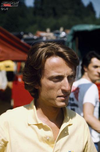 Der Absolvent eines Jurastudiums und passionierte Hobbyrennfahrer kam 1973 als persönlicher Assistent von