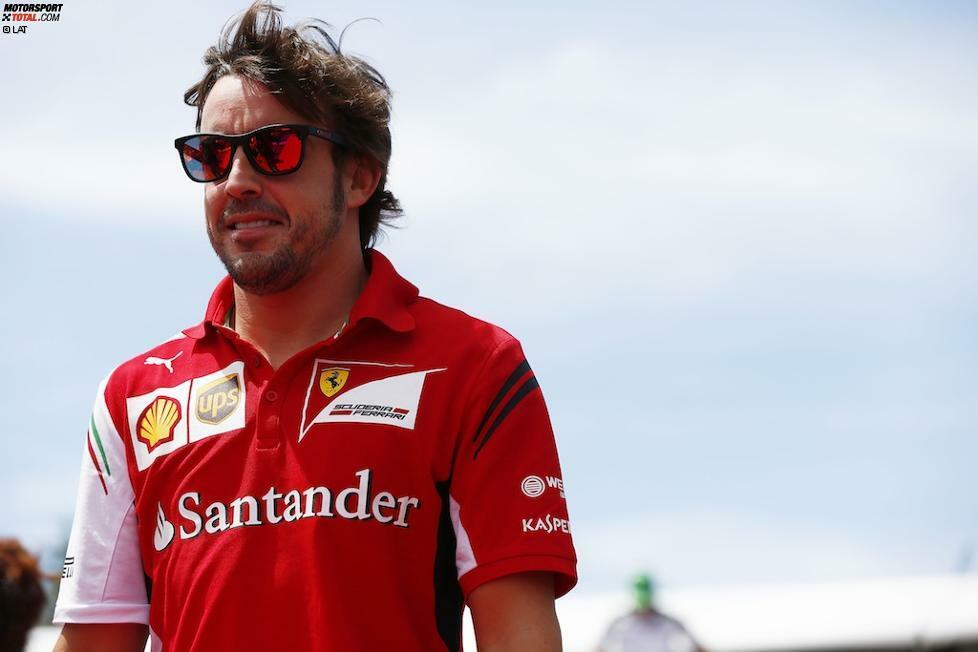 Fernando Alonso (Ferrari):