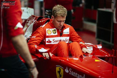 Ein Kindheitstraum wird wahr: Sebastian Vettel fährt seit 2015 für die Scuderia Ferrari und tritt damit in die Fußstapfen seines großen Vorbildes Michael Schumacher. Wir zeichnen Vettels Weg zu Ferrari in 25 Schritten chronologisch nach.