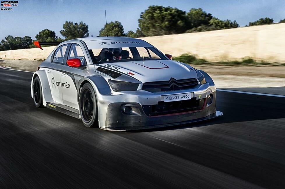 Noch im gleichen Monat absolviert Citroen erste Testfahrten mit dem C-Elysee. Knapp ein halbes Jahr, bevor auch die Konkurrenz ein Auto auf die Strecke schickt.