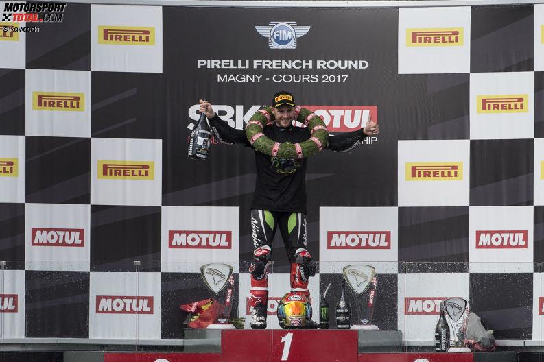 Jonathan Rea hat es geschafft: Als erster Superbike-WM-Pilot überhaupt kann er seinen Titel zum dritten Mal in Folge verteidigen und macht den Hattrick in der Saison 2017 perfekt. Doch bis zum großen Erfolg war es ein steiniger Weg...