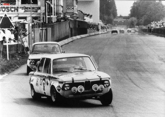 1970: Stuck/Schickentanz - BMW 2002 TI