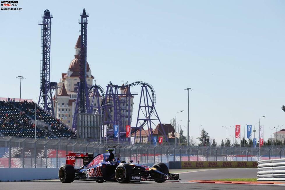 Daniil Kwjat (Red Bull):