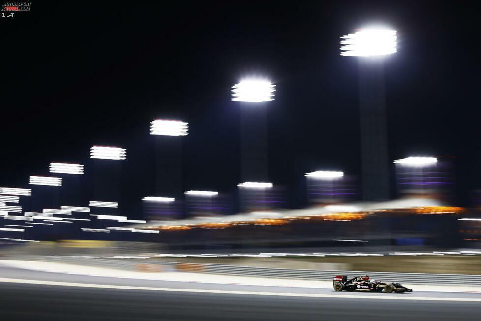 Romain Grosjean (Lotus):