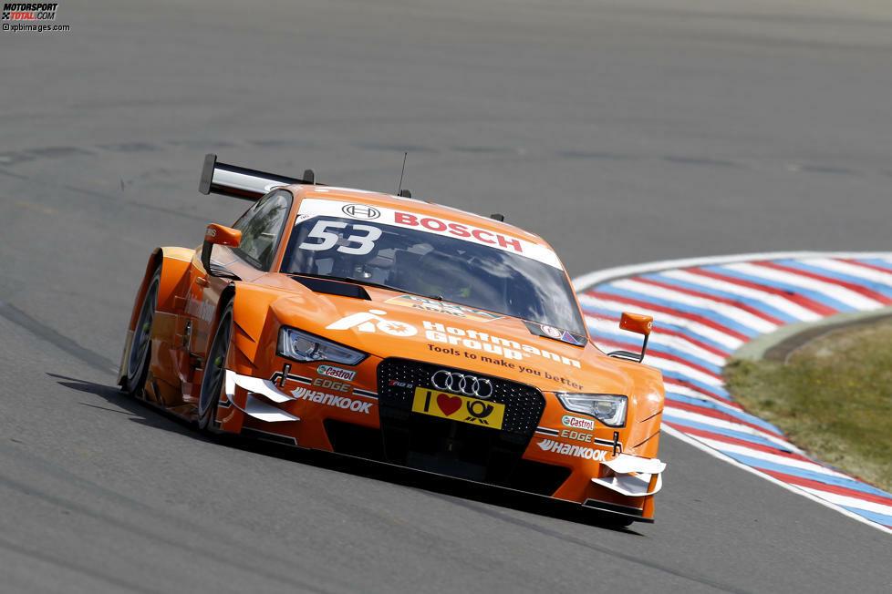 Die schnellste Rennrunde sicherte sich an beiden Tagen Sieger Jamie Green (Rosberg-Audi), seine beste Zeit im Rennen fuhr er mit 1:18.504 Minuten am Sonntag. An Mike Rockenfellers (Phoenix-Audi) Rundenrekord von 1:18.268 Minuten aus dem Jahr 2013 reichte er damit allerdings nicht heran.