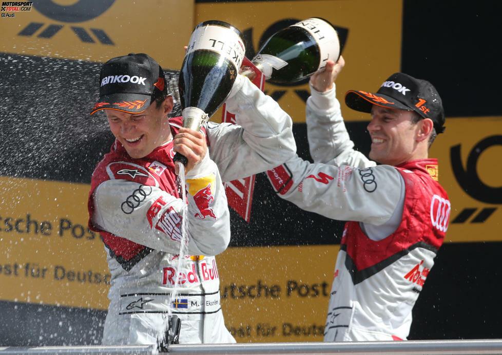 Alle Fakten zum zweiten Rennwochenende der DTM-Saison 2015 in unserer Fotostrecke! Hier sind die Tops & Flops der Rennen am Lausitzring!