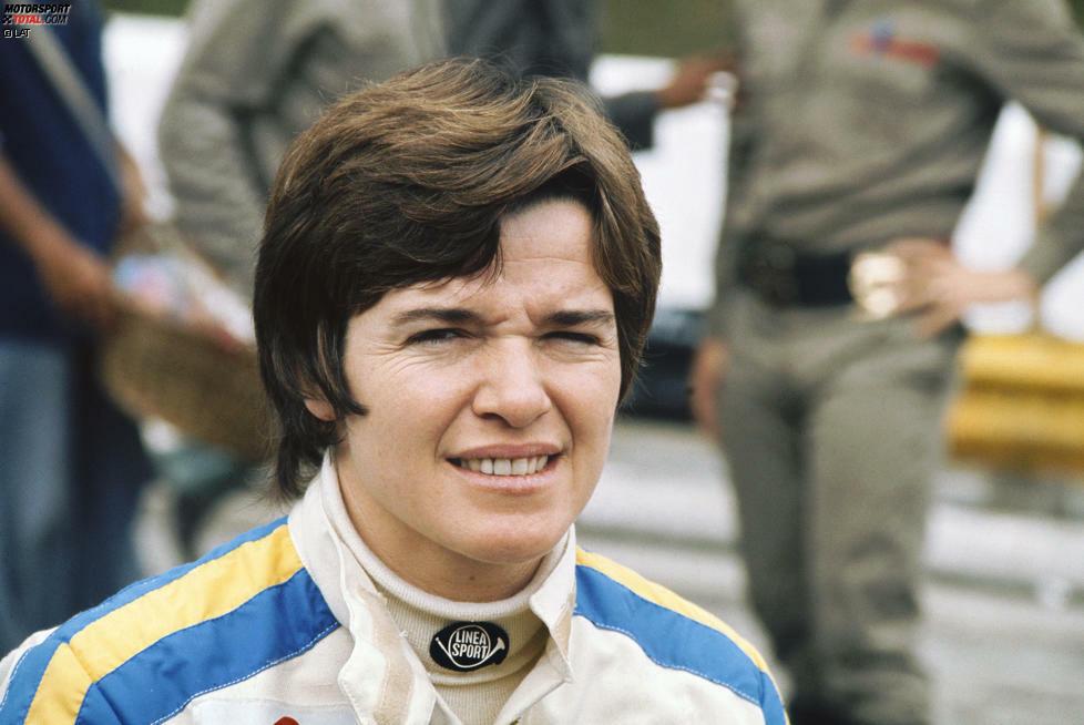 Die Italienerin Lella Lombardi (Foto) ist 1984 die erste Fahrerin in der DTM. Sie fährt bei ihrem Gaststart auf Anhieb in die Top 10, ist aber nicht punkteberechtigt. Im gleichen Jahr bestreitet auch die Niederländerin Henry Hemmes im Chevrolet einige Rennen. 1986 nimmt Traudl Klink einmal an der DTM teil, scheidet aber vorzeitig aus.