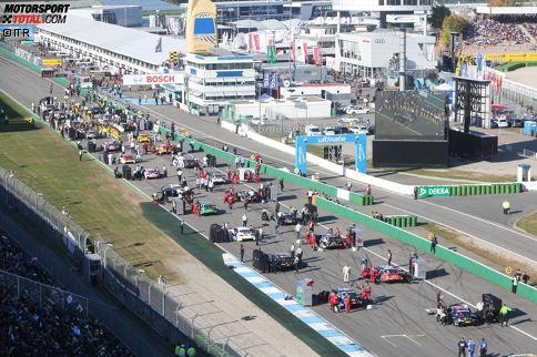 Auch die DTM-Saison 2017 beginnt wie gewohnt in Hockenheim. Wir liefern einen Überblick über alle Rennstrecken des Jahres!