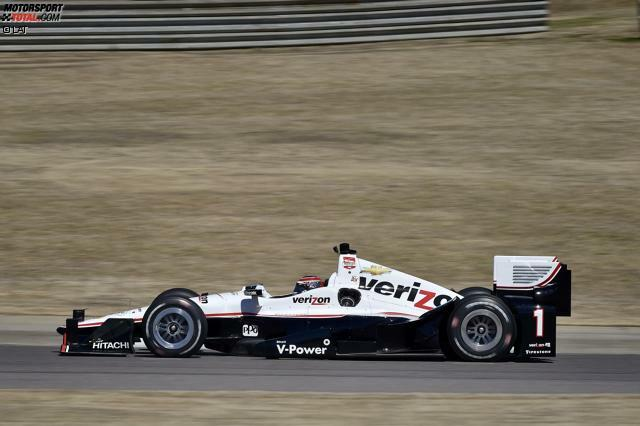 Will Power (Penske-Chevrolet)