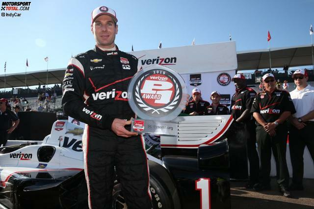 St. Petersburg (Florida): Will Power (Penske-Chevrolet)