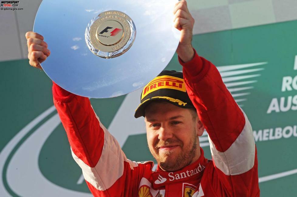 Vettel Vermögen