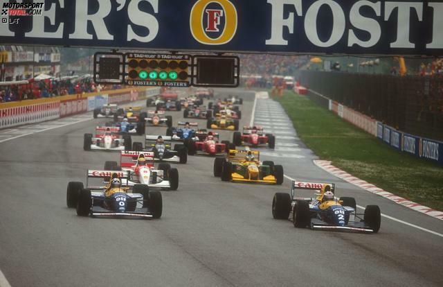 Karl Wendlinger (25 Grands Prix und elf WM-Punkte im Zeitraum 1993 bis 1995):