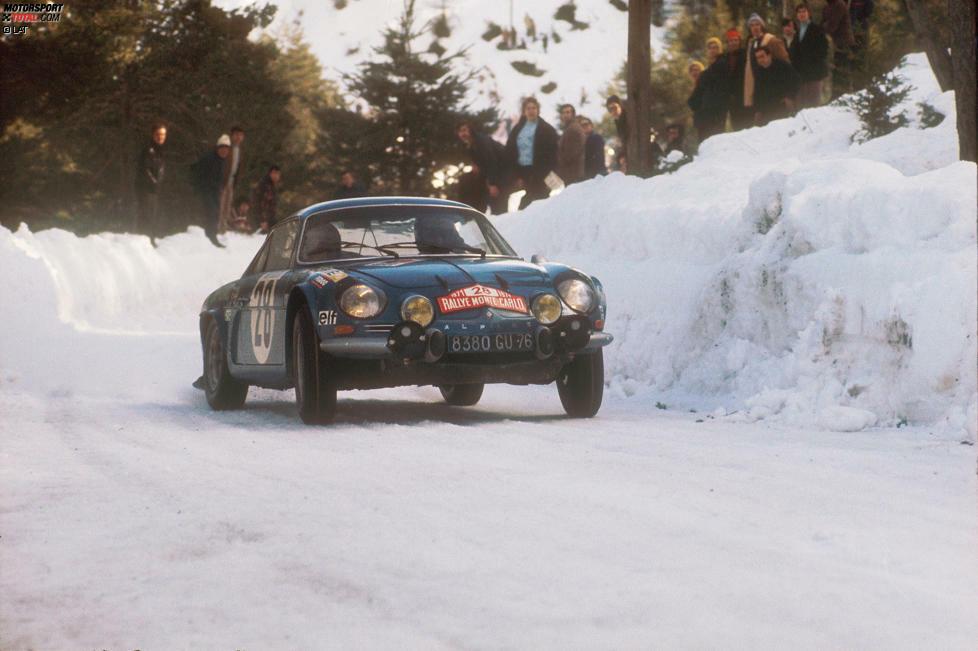 Die Geschichte des Rallye-Teams von Toyota beginnt eigentlich schon im Jahr 1971. Damals gewinnt Ove Andersson mit einem Alpine die Rallye Monte Carlo und macht so die Toyota-Verantwortlichen auf sich aufmerksam. Bald darauf wird er Toyota-Fahrer und 1973 auch Teamchef.