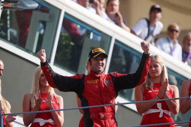 Die GP2-Serie ist nicht gerade für ihre große Teamtreue bekannt. Die Serie gilt als letzte Station vor der Formel 1, dementsprechend schnell möchten die meisten den Aufstieg in die Königsklasse schaffen. Dennoch gibt es einige Piloten, die sich fast eine komplette Karriere in der GP2 aufbauen konnten. Aktuell ist Luca Filippi mit 110 Rennen der