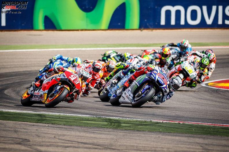 Die MotoGP-Saison 2017 wartet mit einigen spektakulären Veränderungen auf. Vor allem der Wechsel von Jorge Lorenzo zu Ducati und die Neuverpflichtung von Maverick Vinales bei Yamaha sorgen für Aufsehen.