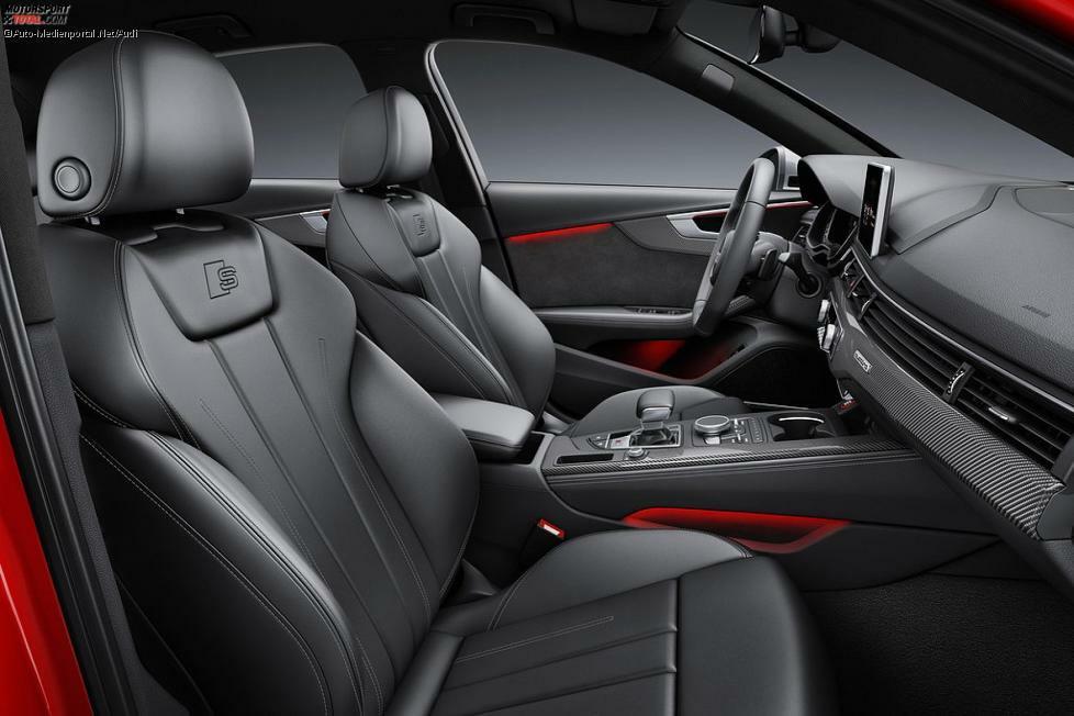 Pleasant Fotostrecke Audi S4 2016 Und Audi S4 Avant Foto 10 10 Spiritservingveterans Wood Chair Design Ideas Spiritservingveteransorg