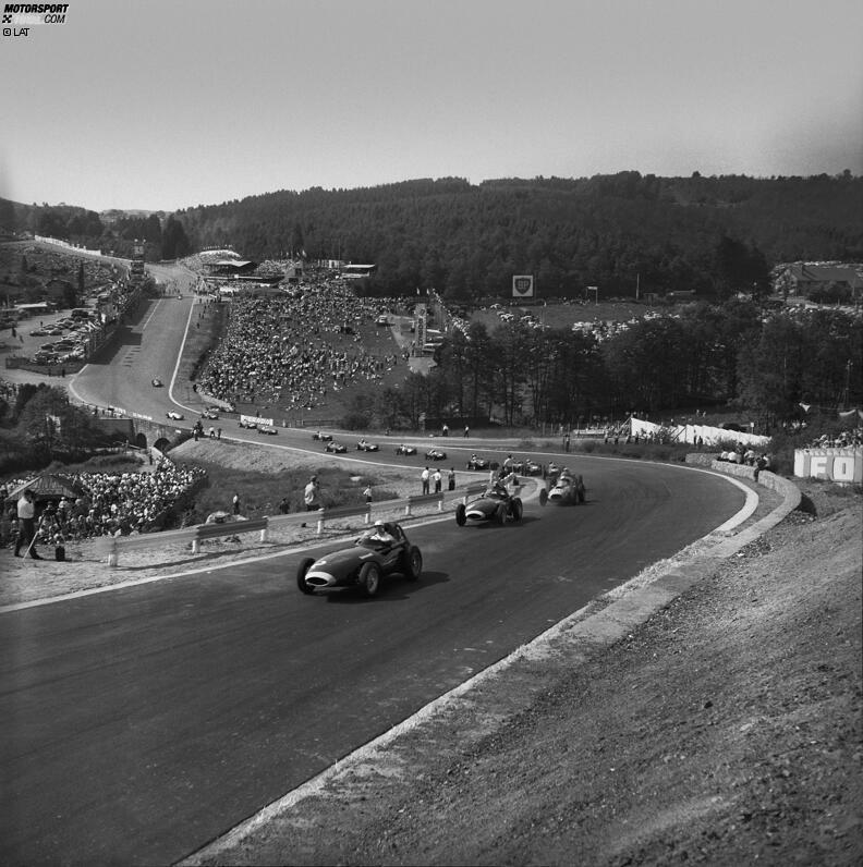 Der Belgien-Grand-Prix findet zum 60. Mal statt, und zum 48. Mal ist Spa-Francorchamps der Austragungsort. Der Ardennenkurs war erstmals im Jahr 1950 Schauplatz des Rennens, welches mit Ausnahme von 1957, 1959 und 1969 bis 1970 in jedem Jahr dort stattfand. Nach einem Jahr Pause kehrte das Rennen 1972 in Nivelles zurück.