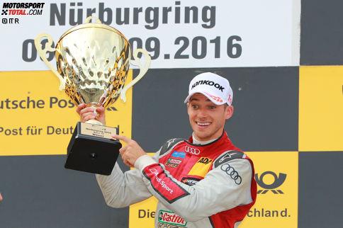 Die meisten Siege: Edoardo Mortara (5) - Der Vizechampion gehört zu den insgesamt zehn verschiedenen Siegern in diesem Jahr und ist mit fünf Erfolgen der mit Abstand erfolgreichste Fahrer. Die weiteren Mehrfachsieger: Wittmann (3), Molina und Wickens (je 2). Bei den Herstellern hat Audi (10) die Nase klar vor BMW und Mercedes (je 4).