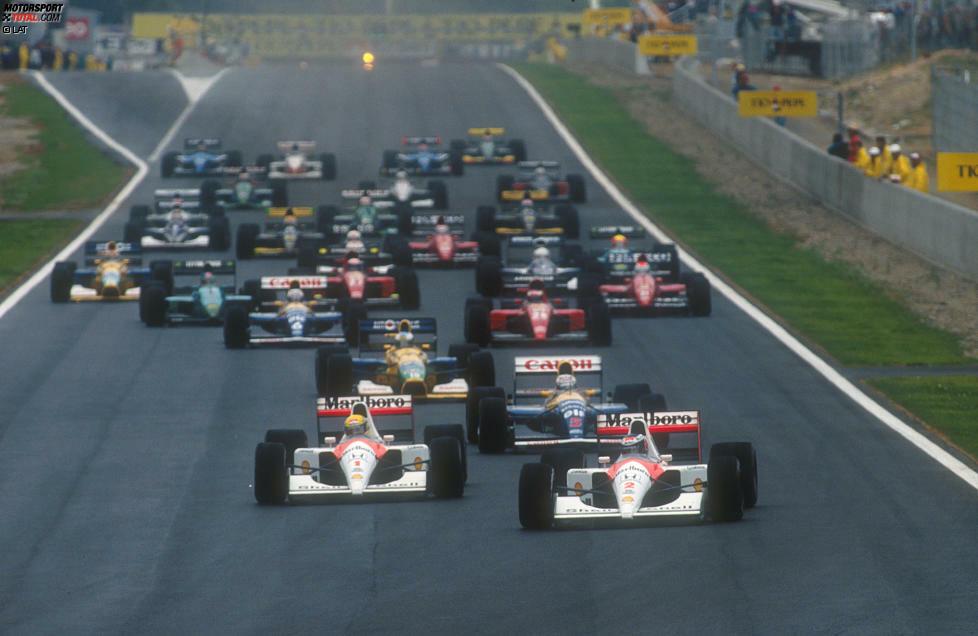 Zum 26. Mal in Folge findet der Grand Prix von Spanien auf dem Circuit de Barcelona-Catalunya statt. Zum ersten Mal wurde das Rennen 1991 dort ausgetragen, als die Strecke gerade erst neu gebaut worden war. Seitdem fand der Grand Prix von Spanien in jedem Jahr dort statt.