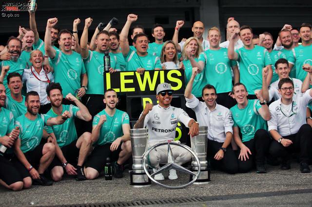 Der Formel-1-Juli 2016 ist
