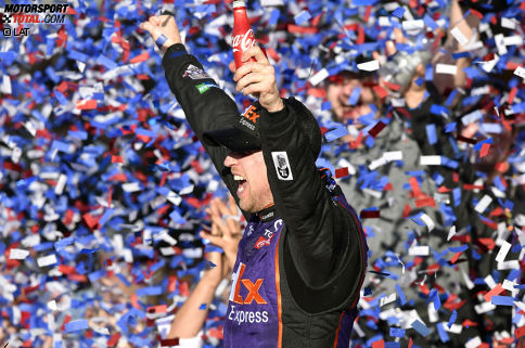 Daytona (Florida): Denny Hamlin (Gibbs-Toyota)