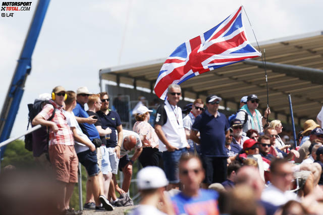 Nur in zwei Ländern gab es seit der Einführung der Formel 1 im Jahre 1950 in jeder Saison einen Grand Prix: in Italien und in Großbritannien. Passend, dass der zweite im