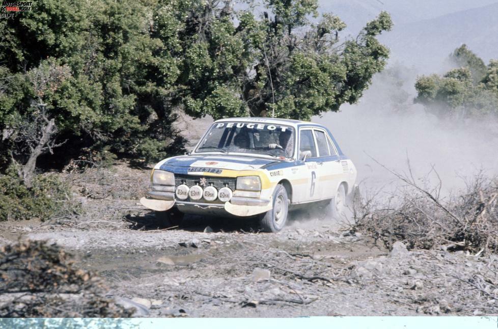 ...Rauno Altonen, Ove Andersson, Hannu Mikkola und auch Guy Frequelin: Mit seinem Landsmann und Talbot gewann er 1981 Vizeweltmeisterschaft und den Herstellertitel in der WRC. Dazu war er Vertreter der Rallyefahrer bei FIA-Vorgänger FISA und wurde Rennleiter der Mutterfirma Peugeot. Das bedeutete das Ende der Co-Piloten-Karriere.