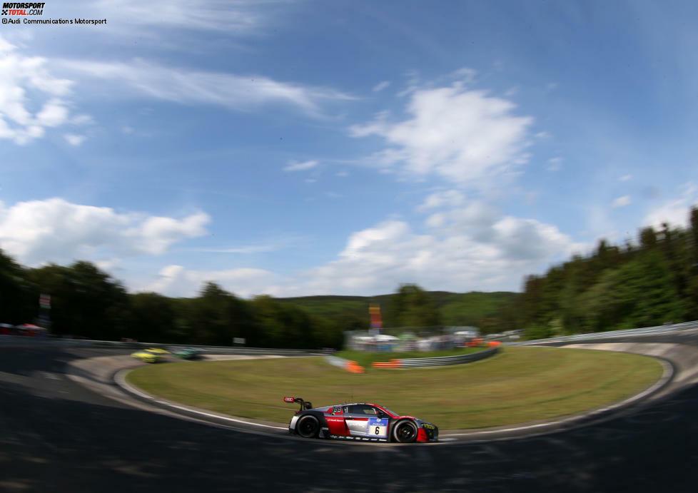 2. #6 Phoenix Racing (Audi) - Rene Rast