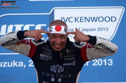 Platz 10: Tom Coronel - 6 Siege: Der zehnte Rang ist gleich zweimal vergeben, denn auch WTCC-Urgestein Tom Coronel gewann bisher sechs Rennen - und dass mit SEAT, BMW und Chevrolet mit Autos von drei verschiedenen Marken.