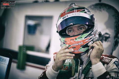 Platz 10: Rob Huff - Nach seinem Triumph beim Auftaktrennen der Saison 2016 hatte Rob Huff sicherlich weitere Siege erwartet. Doch diese bleiben bis zum Saisonende aus, und so muss sich der Weltmeister von 2012 in der Hierarchie des Honda-Werksteams auf Rang drei einordnen.