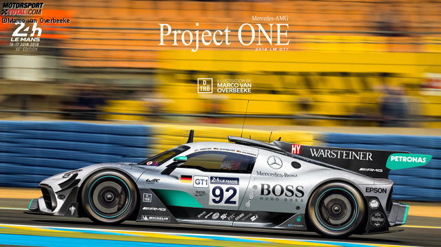 Mercedes-AMG Project One LM