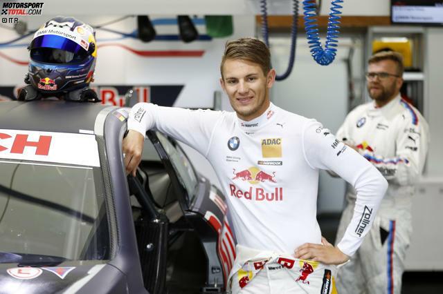 Ein DTM-Wochenende aus der Sicht von BMW-Fahrer Marco Wittmann: 'Motorsport-Total.com' hat den amtierenden DTM-Meister bei seinem Heimrennen am Norisring begleitet.