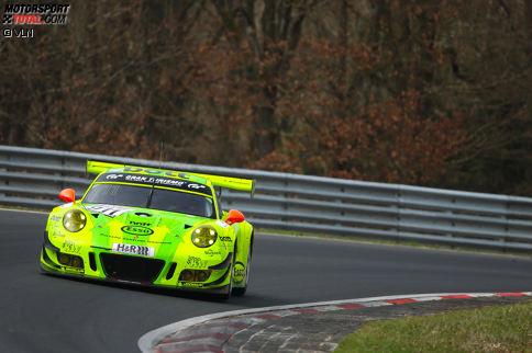 Manthey Racing #911 (Porsche 911 GT3 R) - Fred Makowiecki - Qualifiziert über Qualifying-Ergebnis VLN1