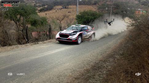 Seit letztem Jahr ist DJI Partner der WRC und liefert regelmäßig spektakuläre Aufnahmen mit ihrer Drohne: der DJI Inspire 2. Drohnenbilder bringen...