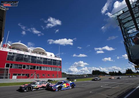 Eine spannende DTM-Saison neigt sich dem Ende zu und das Rennen um die Meisterschaftskrone geht in seine letzten Züge. Zeit, sich die sechs Titelkandidaten noch einmal genau anzusehen ...
