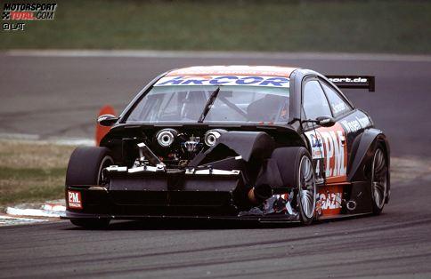 Timo Scheider wird 1978 in Lahnstein geboren. Nach seiner Zeit im Nachwuchs-Formelsport wechselt er 2000 in die DTM zu Opel. Manchmal ist er dort auch etwas spektakulärer unterwegs, wie 2001 im Astra Coupe am Nürburgring.
