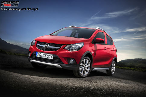 """Zur Wahl standen knapp 90 Modelle. Einen """"Autonis"""" für das beste Design erhielten in diesem Jahr der Opel Karl Rocks (Minis) ..."""