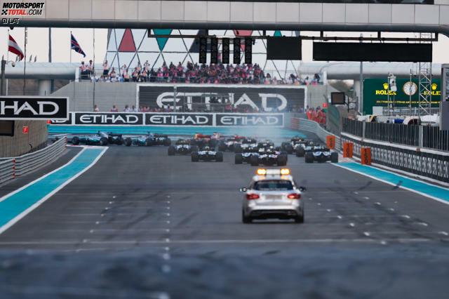 Mit dem Start in Abu Dhabi raste die Formel 1 bereits mit Vollgas in die Saison 2018. Doch wovon müssen wir uns dadurch verabschieden und welche Änderungen hält die kommende Formel-1-Saison für uns bereit? Hier erhältst du die perfekte Vorbereitung auf das neue Grand-Prix-Jahr ...