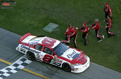2 - NASCAR-Busch-Titel (heute: Xfinity) in den Jahren 1998 und 1999; ebenso viele Siege beim Daytona 500 (2004, 2014)