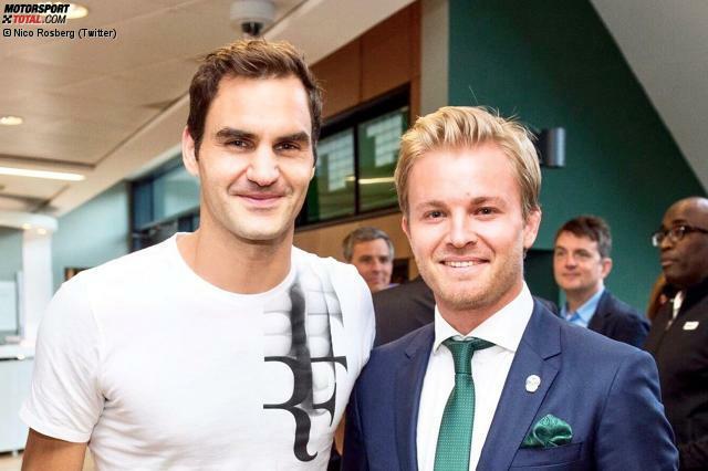 Nico Rosberg arbeitet an seiner