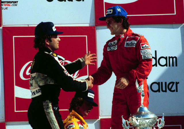 Alain Prost ist mit sechs Siegen (1982, 1984, 1985, 1987, 1988, 1990) der erfolgreichste Pilot in Brasilien. Bis auf den letzten Sieg landete er alle Erfolge in Jacarepagua. Der erfolgreichste Pilot in Interlagos ist Michael Schumacher mit vier Siegen.