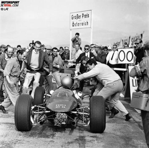 Der Große Preis von Österreich wird zum 30. Mal ausgetragen. Der erste GP fand 1964 in Zeltweg statt, und es dauerte sechs Jahre bis zum zweiten Rennen auf dem Österreichring. Das Event auf der fast 6 Kilometer langen Strecke blieb bis einschließlich 1987 im Formel-1-Kalender.