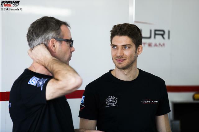 Herzlich Willkommen, Edoardo Mortara! Der DTM-Pilot wechselt 2017/18 in die Formel E und wird bei Venturi neuer Teamkollege von Maro Engel. Für den Italiener ist es nach sieben Jahren die Rückkehr in den Formelsport. Wer sonst noch in der Formel E an Bord ist, erfährst du in unserer Fotostrecke des Fahrerkarussells.
