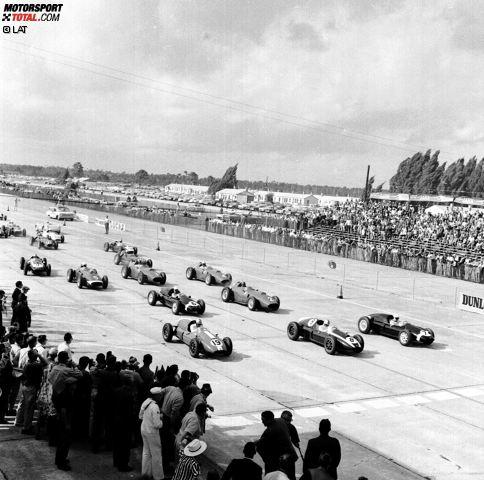2017 findet zum 39. Mal ein Grand Prix der USA statt, zum sechsten Mal auf dem Circuit of The Americas. Seit 2012 gastiert die Formel 1 in Austin. Davor wurde das Rennen in Sebring (1959), Riverside (1960), Watkins Glen (1961 bis 1980), Phoenix (1989 bis 1991) und Indianapolis (2000 bis 2007) ausgetragen.